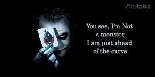 Best Joker Quotes Best 48 Best Joker Quotes That Might Intimidated Batman Too