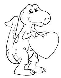 coloring pages of valentines day. Modren Coloring Free Printable Dinosaur Crafts  Valentines Day Coloring  Pages For Of