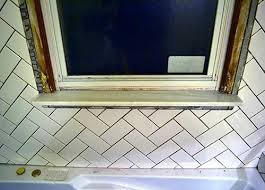 window sill tile how to install a marble tiles uk shower t20 sill