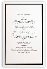 wedding reception program templates free download christian and catholic wedding program templates and program wording