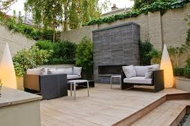 Small Picture Contemporary Party Garden Small Garden Ideas Design