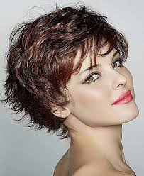 Lovely Curly Short Haircuts And Bob Pixie Hair 2019