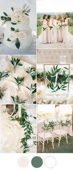 7 Popular Wedding Color Schemes for 2017 Elegant Weddings