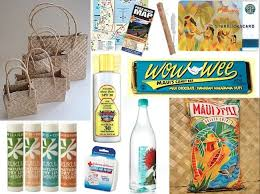 maui gift bags for wedding guests