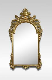 large baroque style giltwood wall