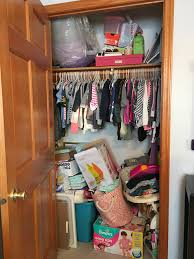 here is another little girls room closet organizer that was a diy but they used pre made closet components that they customized