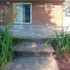photo 1 of 7 good average for concrete patio stamped cost estimator calculates the s