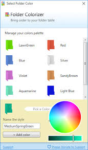 Windows 10 Color Scheme Customize Folders With Different Colors In Windows 10