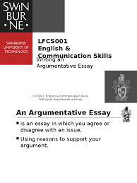 writing an argumentative essay essays argument