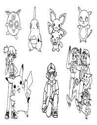 Disegni Dei Pokemon Da Colorare Online