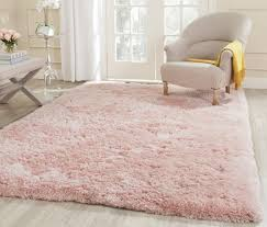 bedroom pink area rug for nursery soft cute rugs on living soft pink rugby ball