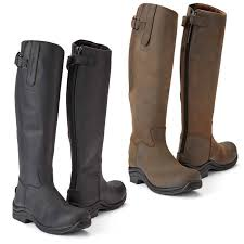 Durango Boots Size Chart Toggi Calgary Long Leather Riding Boots