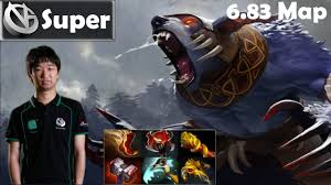 super vg ursa pro gameplay mmr dota 2 new 6 83 map youtube
