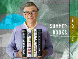 Bill Gates shares his summer reading list. How many have you read?