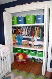 kids toy closet organizer. Organization Inspiration: Ideas For Efficient Kids\u0027 Closets Kids Toy Closet Organizer R