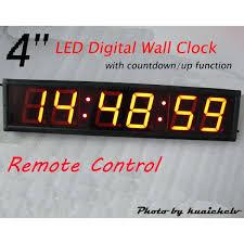 digital office clocks. digital office clocks uk wall large 4 d