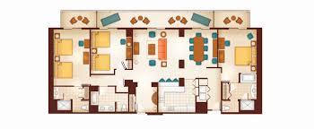 Disney Old Key West 2 Bedroom Villa Floor Plan Beautiful Old Key West 1 Bedroom  Villa Floor Plan Grand Villas Aulani Gallery