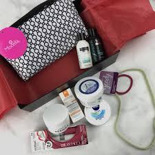 target beauty box december 2016 box review