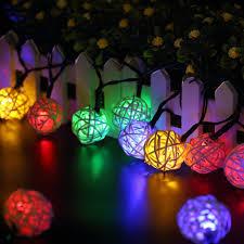 Exterior christmas lighting ideas Elegant Multicolored Fairy Lights 30 Best Outside Christmas Light Ideas For 2019
