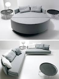 round sleeper sofas