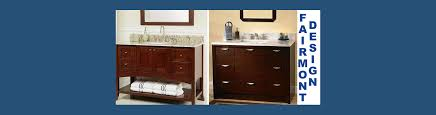 fairmont design bathroom vanity cabinets for residents of mississauga hamilton ontario canada