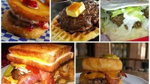 Five Atlanta Burgers With Bizarre Buns - Eater Atlanta
