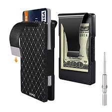 the ridge wallet slim rfid blocking metal wallet