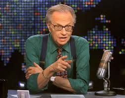 Larry king now was a talk show hosted by larry king, available on ora tv, hulu and rt america. Larry King Broadcasting Giant For Half Century Dies At 87 Star Tribune