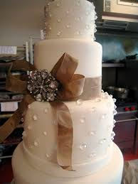 wedding cakes with edible bling. Interesting Wedding Edible Bling Wedding Cake  By TipsyCake Chicago Intended Cakes With A