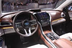 2018 subaru ascent interior. simple ascent more photos view slideshow in 2018 subaru ascent interior r