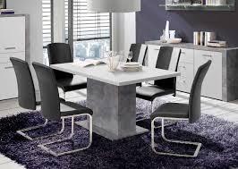 Esstisch Esszimmertisch Küchentisch Säulentisch 160 200x90cm