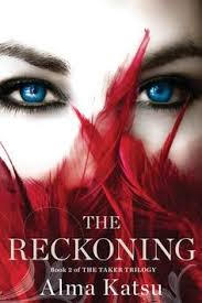 breathtaking book cover the reckoning