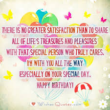 40 Best Happy Birthday Wishes To Say To The People That You Love Custom Good Birthday Quotes