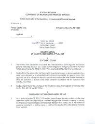 Prancer Capital Corp. Case 16-14626