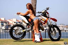 Naked girls on dirtbike layouts