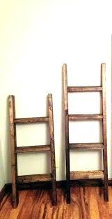 antique ladder shelf decorative rustic for wedding