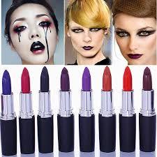 Водонепроницаемый <b>матовый</b> макияж вампир темно-Красная ...