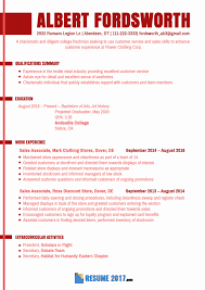 Most Accepted Resume Format Best Of Proper Resume Format 2018