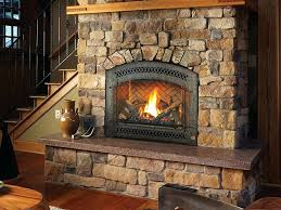 gas and wood burning fireplace ho gas fireplace convert wood burning fireplace gas inserts