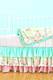turquoise and pink baby bedding turquoise and pink baby bedding turquoise and hot pink baby bedding