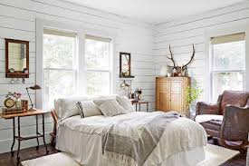White room ideas Gray Country Living Magazine 35 Best White Bedroom Ideas How To Decorate White Bedroom