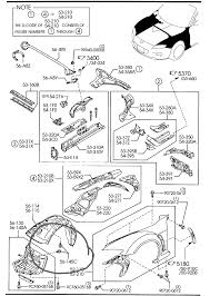 Engine parts list for a car images