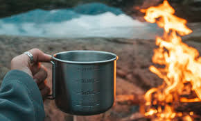 You can set your percolator on top of a fire pit grate, hang it above tall flames, or set it near hot coals. How To Make Coffee In A Camping Percolator Easy Guide Perfect Brew
