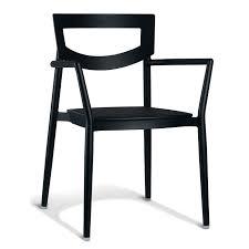 bondi armchair black