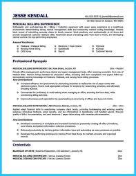 Medical Billing Specialist Resume Medical Coder Resume Entry