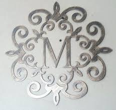 metal letter decor brilliant metal decorative letters in large for decor unique wall regarding metal decorative