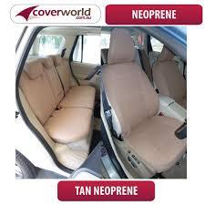 seat covers neoprene material