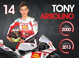 Tony Arbolino – SIC58 SQUADRA CORSE