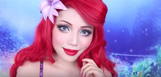 makeup tutorial by mice phan you since then phan has channeled a wide array of characters the best disney princess