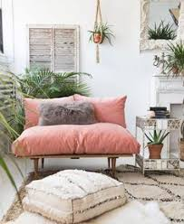 blush couch boho outdoor living e